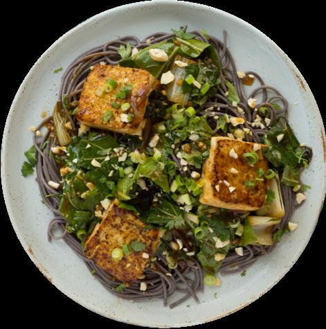 Medium vegan sobanoodles